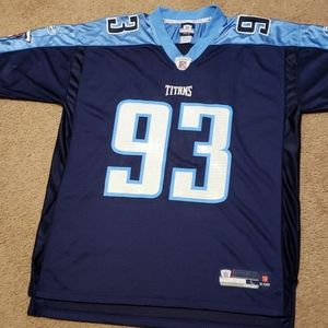 Tennessee Titans Kyle Vaden Bosch NFL Jersey Large